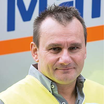 Félix Julien, créateur du MarkWay