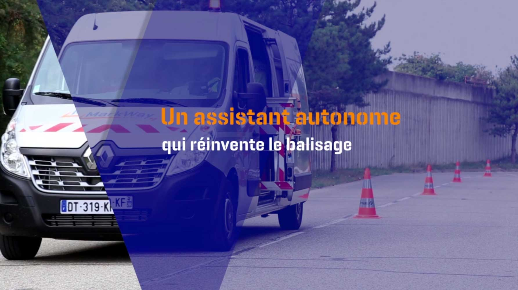 poster vidéo MarkWay Assistant