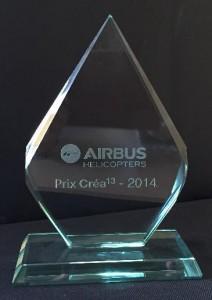 trophée airbus