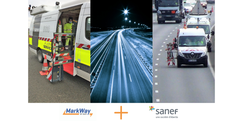 Le Markway pour le sécurité du personnel autoroutier